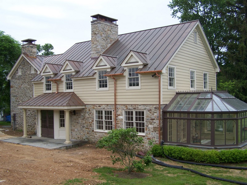 1850s Stone House Renovation In Baltimore County Md