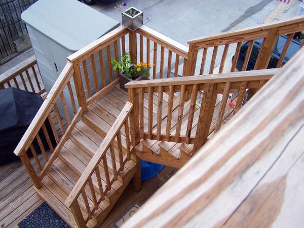 Merveilleux Lower Deck