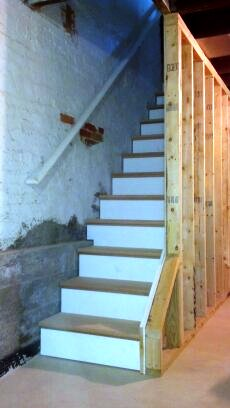 Custom Stairs Construction And Renovation In Baltimore Md