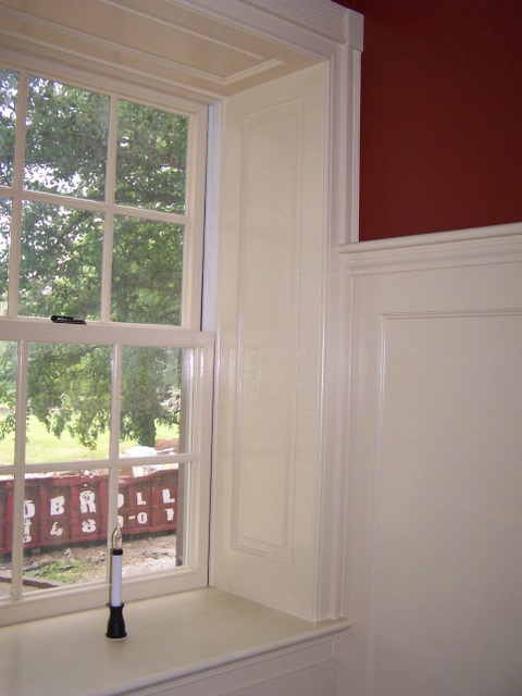 Custom Trim Carpentry Contractor In Baltimore Md