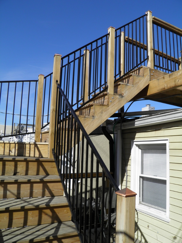 Deck Construction Contractors In Baltimore Md