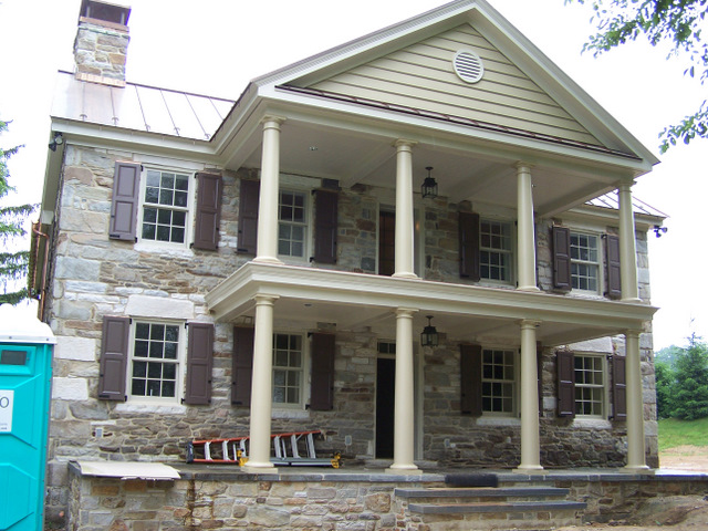 Exterior trim and siding contractor in baltimore maryland - Exterior paint that lasts forever ...